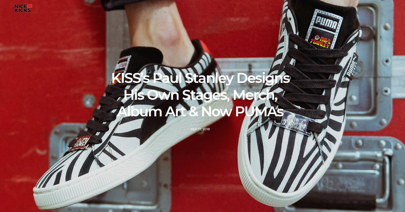 KISS' Paul Stanley Designs His Album Own Stages, Merch, Album His Art & Now f65370